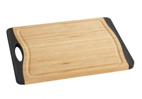 Bambus-Schneidebrett ANTI-SLIP M+, 33 x 23 cm, Wenko
