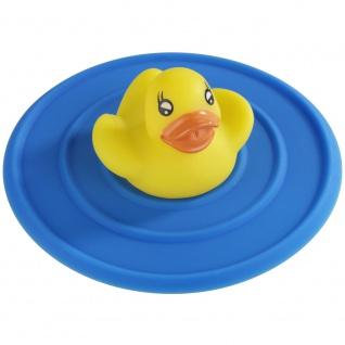WENKO Abfluss-STOP Ente für alle Standardwannen, Wasch- und Spülbecken