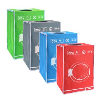 Wäschekorb in eine Waschmaschine Design