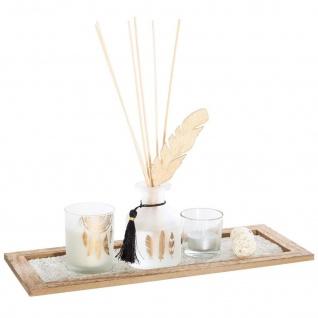 Geschenkset, Duftöl mit Holzstäbchen, 8-teilig - Atmosphera