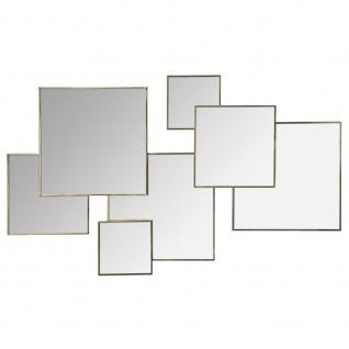 Dekorative Wandspiegel, Designer-Spiegel, dekorativer Spiegel 61, 5 x 37 cm