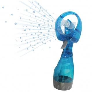 Ventilator, Sprühventilator zur Abkühlung, blau - Vorschau 2