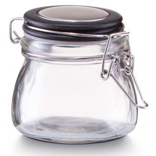 Gewürzbehälter, Glas mit Deckel, 125 ml, ZELLER - Vorschau 5