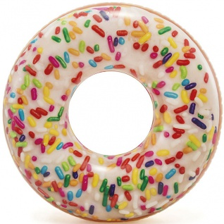 Luftmatratze Donut INTEX