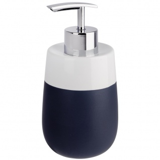 Seifenspender MALTA BLUE - 290 ml, / Keramik WENKO