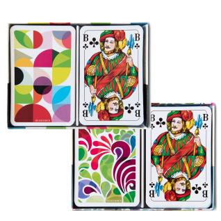 """Spielkarten ,, Florina"""""""
