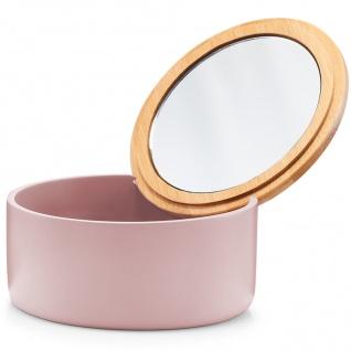 Organizer mit Fächern für Kleinteile, stylische Box mit Spiegel - ZELLER - Vorschau 2