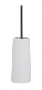 Wenko 19480100 WC-Garnitur Vercelli - Kunststoff / chrom