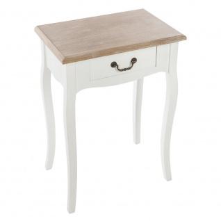 Nachttisch aus Holz, Nachttisch im klassischen Design