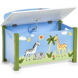 Zeller, Spielzeugkiste Safari- Sitz, 2in1 - Vorschau 3