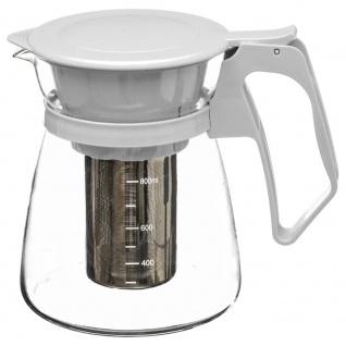 5five Simple Smart, Glaskanne, Teekanne, Teeei BALTIK - 900 ml