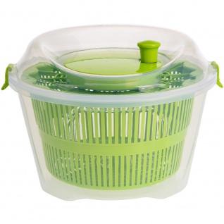 Trockner und Zentrinfuge für Gemüse und Obst - weiß, EH Excellent Houseware - EH Excellent Houseware