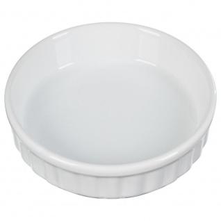 Backform für Obstkuchen, CREME BRULEE, Ø 12 cm, Keramik