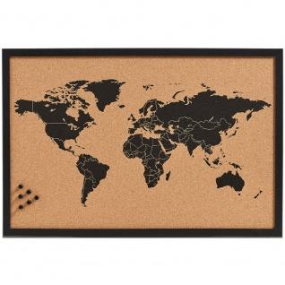 """Pinnwand für Noten """" World"""", 60x40 cm, ZELLER"""