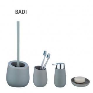 WC-Bürste BADI, grau, Wenko - Vorschau 5