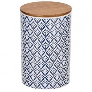 Lebensmittelbehälter für lose Produkte LORCA, 1, 45 L, Keramik, WENKO