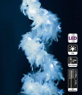 Weihnachtsgirlande mit Beleuchtung - Deko für Innen