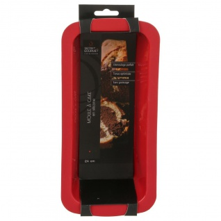Secret de Gourmet, Silikon, rechteckige Backform - 24 cm - Vorschau 3