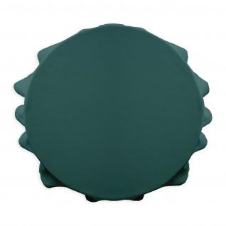 Runde Tischdecke, Ø 180 cm, grün, TODAY - Today