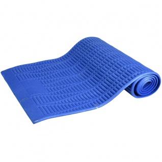 Camping-Matte, 180 x 59 cm, blau