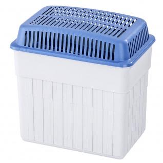 Feuchtigkeitsabsorber, Lufttrockner + 2 kg Kartusche, WENKO