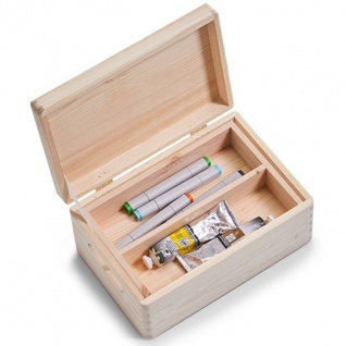 Aufbewahrungsbox mit Deckel, Organizer 9 l, ZELLER