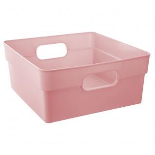Behälter für kleine Gegenstände, Korb zur einfachen Aufbewahrung der Ordnung in jedem Raum - Atmosphera