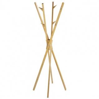 Jackenständer, Mäntel MIKADO, 100% Bambus, WENKO - WENKO