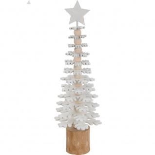 Holz Deko Weihnachtsbaum Stehdeko - Home Styling Collection