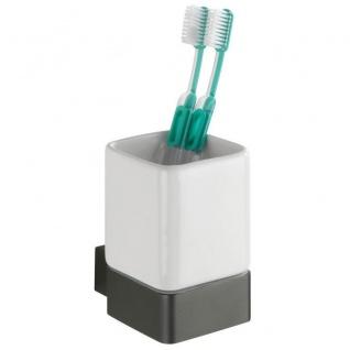 MONTELLA Zahnbürstenbehälter, anthrazit