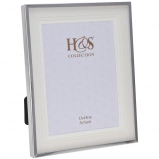 Home Styling Collection, Fotorahmen mit Metallrahmen 13 x 18 cm