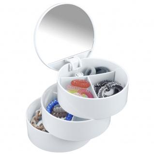 Behälter mit einem Spiegel für kleine Gegenstände, Schmuck - , WENKO