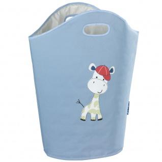 Wäschesammler für Spielzeug, Wäschekorb, 24 l, Kinderthema - 2in1, WENKO