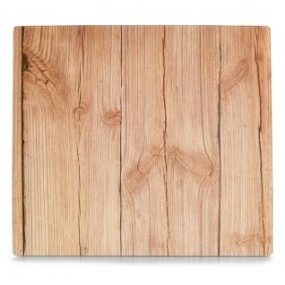 "ZELLER Herdblende-Abdeckplatte, Herabdeckplatte "" Wood"" - Vorschau 4"