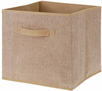 Faltbox Aufbewahrungsbox Textilbox 30 x 30 x 30 cm