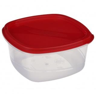 Behältern für die Lagerung von Lebensmitteln, quadratisch, Metall - 7 in1 - Vorschau 5