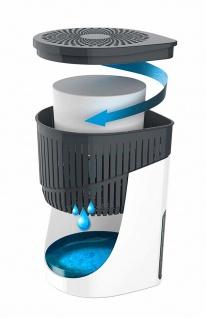 Feuchtigkeitsabsorberkartusche, Einsatz mit farbenem Duft - Zylinderform, 1 kg, WENKO - Vorschau 2