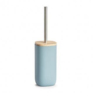 WC-Bürstenhalter + WC-Bürste, blau, ZELLER - ZELLER