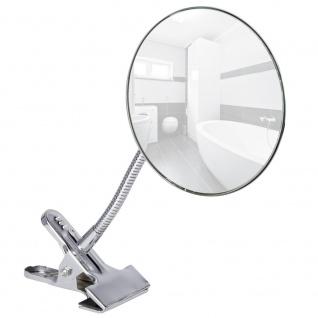 WENKO Kosmetikspiegel Clip 5-fach Vergrößerung