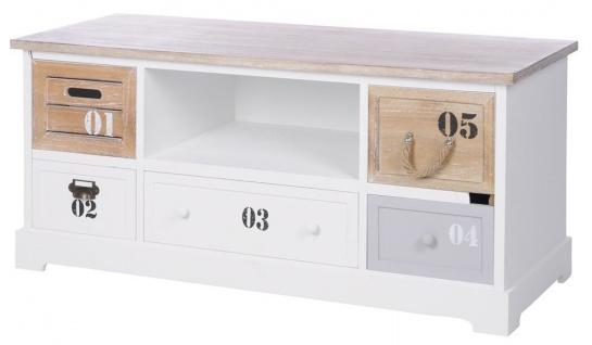 Schubladenschrank, Kommode 100x40x46, 5cm