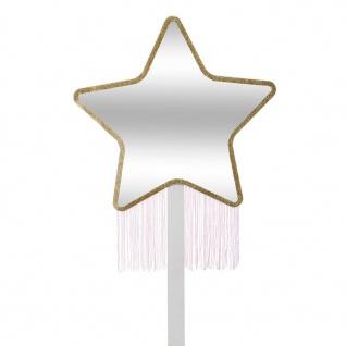 Dekorativer Spiegel MAGIC PINK, 50 cm - Atmosphera for kids