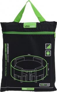 Runde Schutzhülle für Gartenmöbel - Ø 180 cm x 115 cm