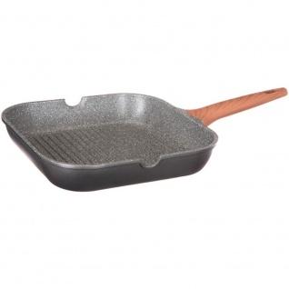 Secret de Gourmet, Aluminium Grillpfanne, Granitbeschichtung, 28 cm - Vorschau 1