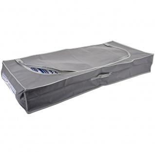 Bettkasten Unterbettkommode Behälter 105x45x16 cm