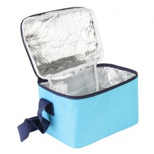 Thermotasche mit Schulterriemen, Lunchbox, Farbe hellblau, INTEX - Intex