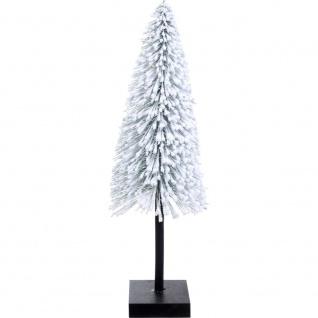 LED Künstlicher Weihnachtsbaum, Schneebedeckter Weihnachtsbaum, 50 cm - Home Styling Collection