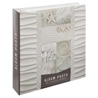 Fotoalbum ROMANCE 500 Seiten, braun