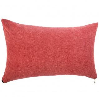 Kissen mit dekorativem Kissenbezug groß, weich rechteckig Kissen für Wohnzimmer