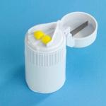 Organizer für Tabletten - Behälter, WENKO - 3 in 1