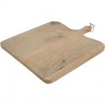 Küchenbrett zum Schneiden, Servieren von Mahlzeiten MANGO - Holz